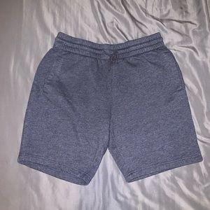 H&M Sweatpants material shorts